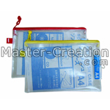 office document zipper bag