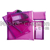 purple mesh bag sets