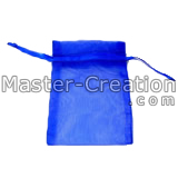 personalized organza pouch
