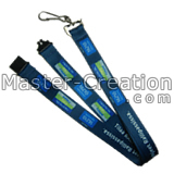 bank promotional lanyard
