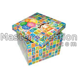 toy paper box