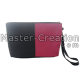 pu leather clutch bag