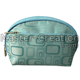 light green cosmetic case