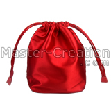 luxury drawstring pouch