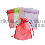 candy drawstring pouch