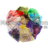 jewelry organza pouch